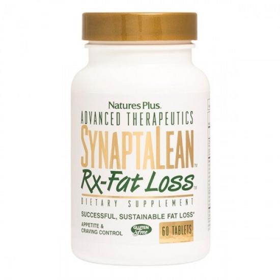 Natures Plus Synaptalean RX Fat Loss 60T