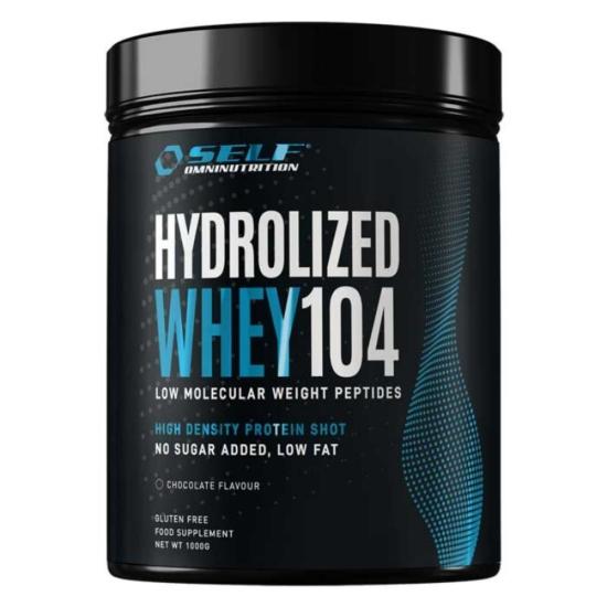 104 Hydrolyzed Whey 1kg - Self - Υδρολυμ