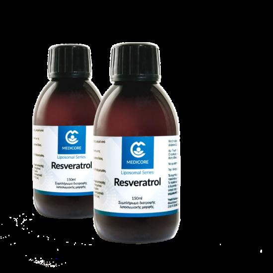 Resveratrol 1+1 ΔΩΡΟ 150ml