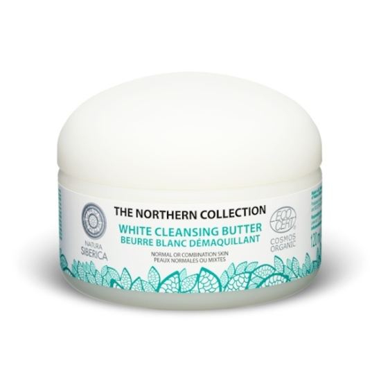 NATURA SIBERICA NOTHERN WHITE CLEANSING