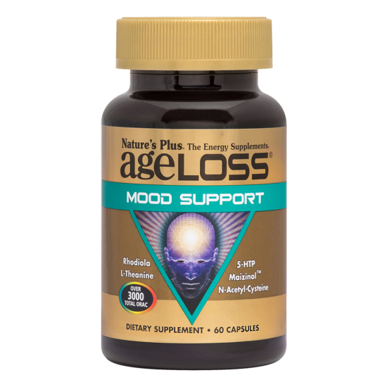 Natures Plus Ageloss MOOD Support 60VCap