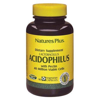 Natures Plus Acidophilus 90Caps