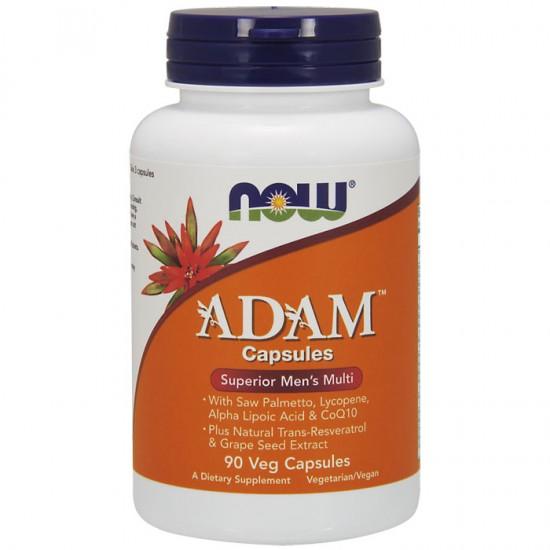NowFoods® ADAM™ Τhe Ultimate Male Multi - 90 Vcaps®