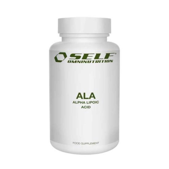 ALA Alpha Lipoic Acid 120 κάψουλες -Self