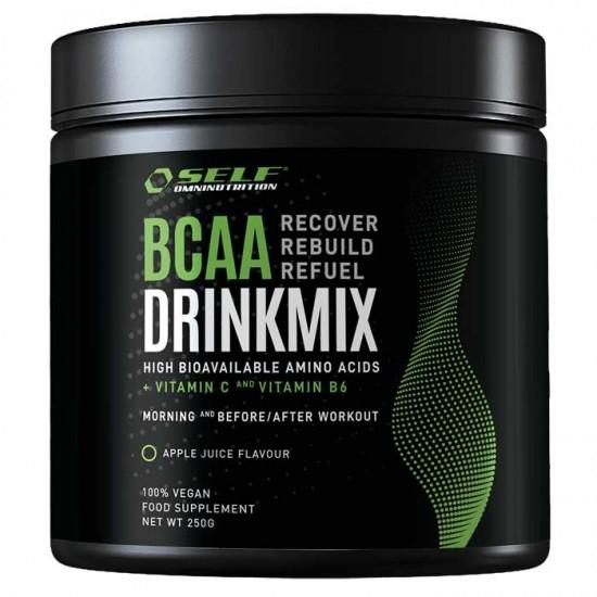 BCAA Drink Mix 250gr - Self Omninutritio