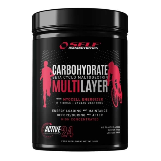 Carbohydrate Multilayer 1kg - Active24 s