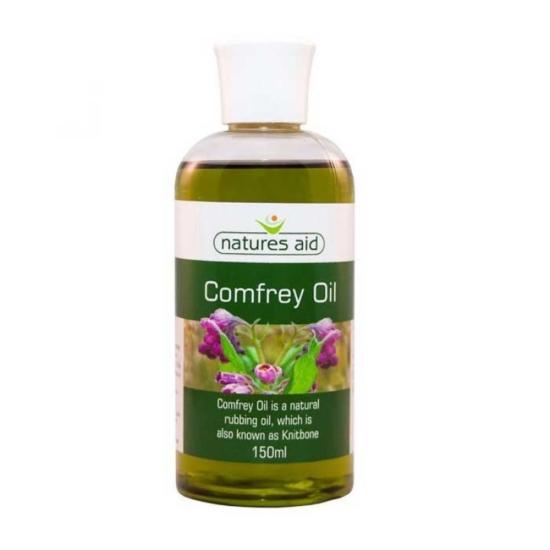 Comfrey Oil 150ml Natures Aid - Βοτανοθε