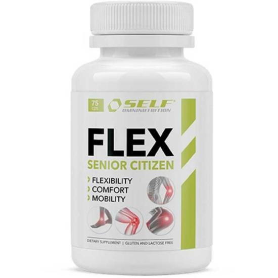 Flex Senior Citizen 75 Caps - Self Omnin