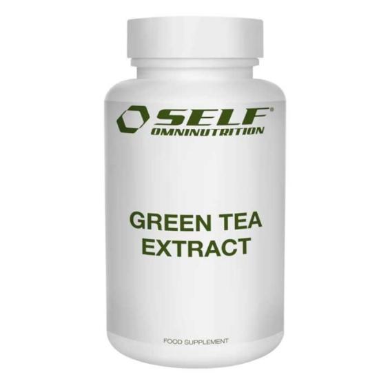 Green Tea Extract 120 κάψουλες - Self /