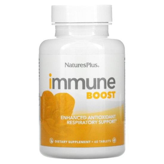 Natures Plus Immune Boost 60 Tabs