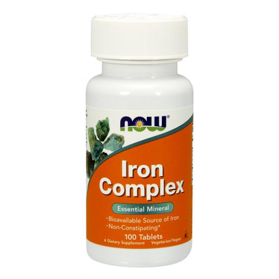 NowFoods® IRON Complex (Iron Bisglycinat
