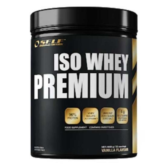 Iso Whey Premium 1kg - SELF Omninutritio