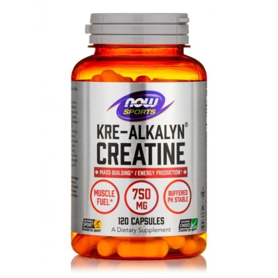 NowFoods® Kre - Alkalyn® Creatine 750G/C