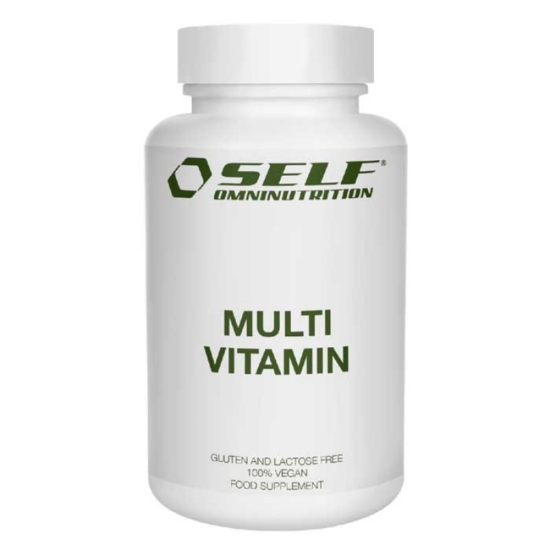 Multi Vitamin 120 κάψουλες - Self / Πολυ
