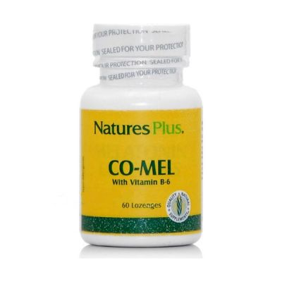 Natures Plus Co-Mel with Vitamin B-6 60