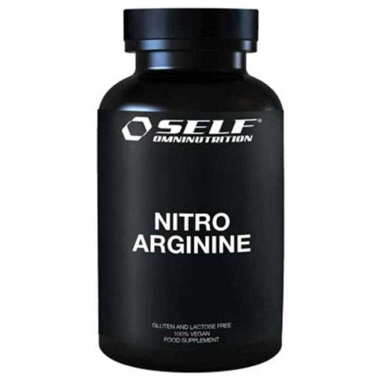 Nitro Arginine 180caps Self (νιτρική αργ