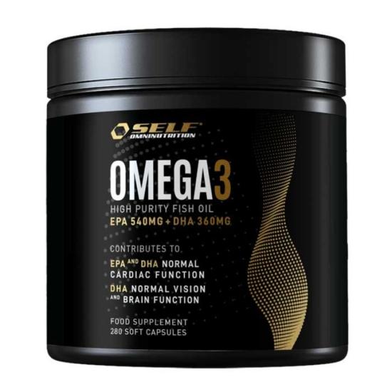 Omega 3 Fish Oil 280 κάψουλες - Self / Λ