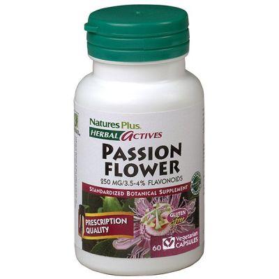 Natures Plus Passion Flower 250mg 60 cap
