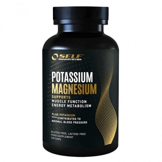 Potassium & Magnesium Citrate 230/30