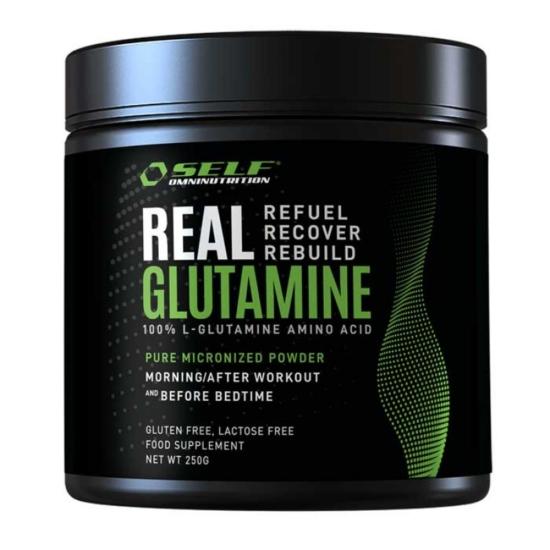 Real Glutamine 250gr - SELF / Αμινοξέα