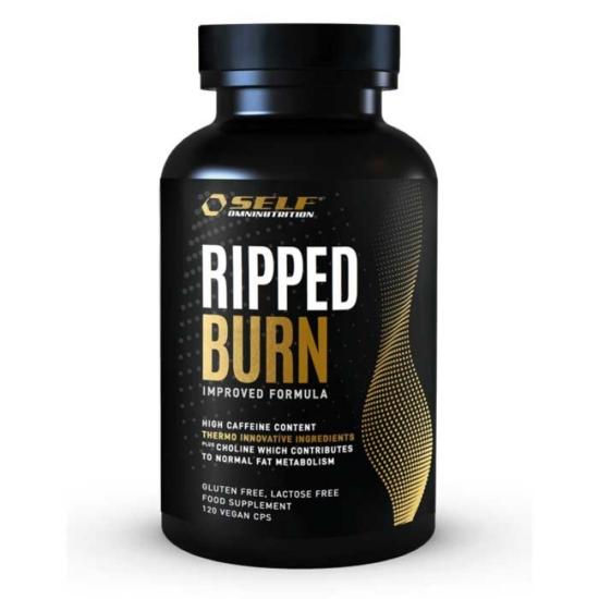 Ripped Burn 120caps - SELF / Λιποδιαλύτη