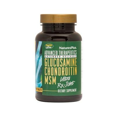 Natures Plus Glucosamine Chondroitin MSM
