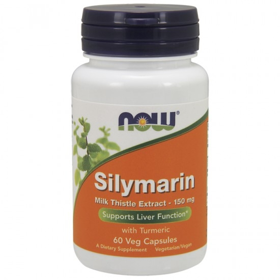Now Foods® Silymarin (Milk Thistle) 150m