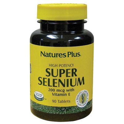 Natures Plus Super Selenium 90Tabs