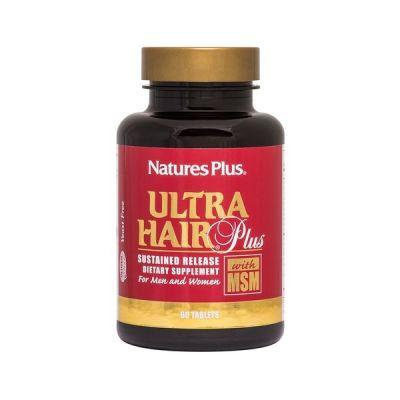 Natures Plus Ultra Hair Plus 60Tabs