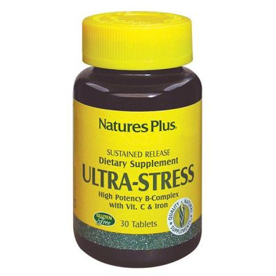 Natures Plus Ultra - Stress High Potency