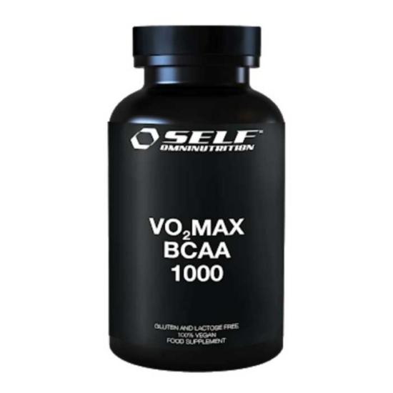 Vo2 Max Bcaa 1000 100tabs - Self / Αμινο