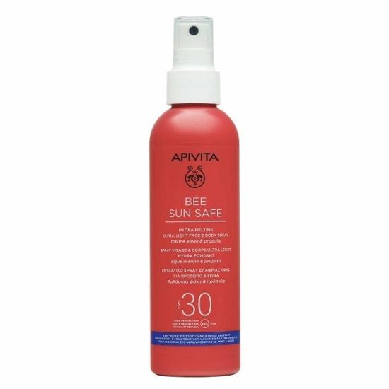 Apivita Bee Sun Safe Ενυδατικό Spray Ελα