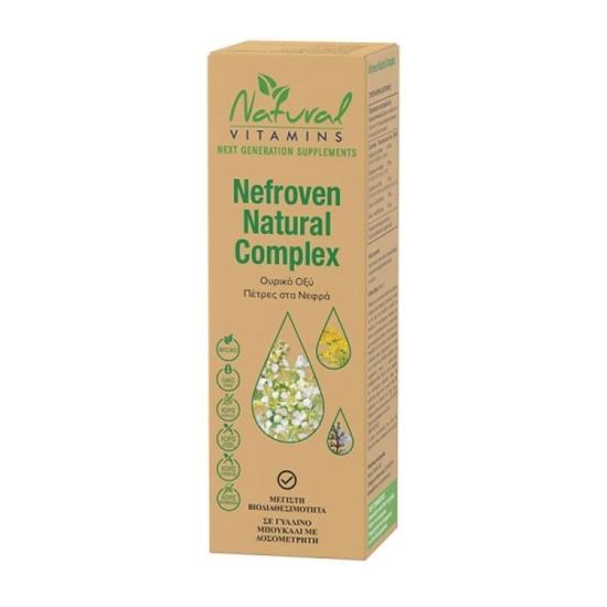 Natural Vitamins Nefroven Natural Comple