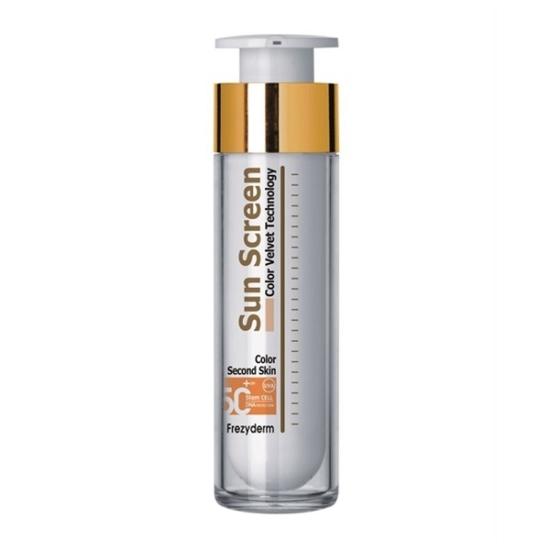 Frezyderm Sunscreen Velvet Color SPF 50