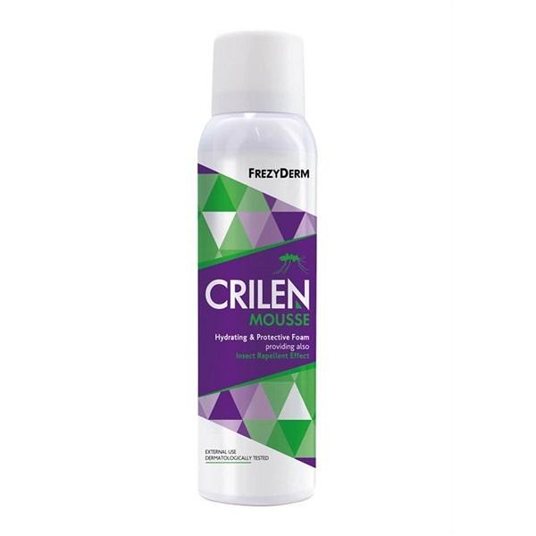 Freyderm Crilen Mousse Εντομοαπωθητικό 150ML