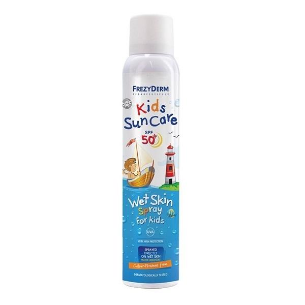 Frezyderm Παιδικό Αντηλιακό Σπρέι με Δείκτη Προστασίας SPF50  200ml
