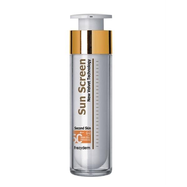 Frezyderm Sunscreen Velvet Face SPF50  50ML