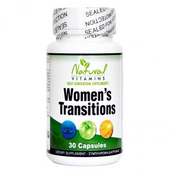 Natural Vitamins Women's Transitions - Γ