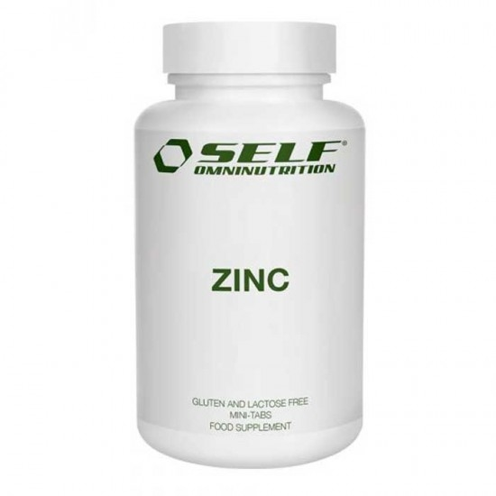 Self Zinc 100Tabs